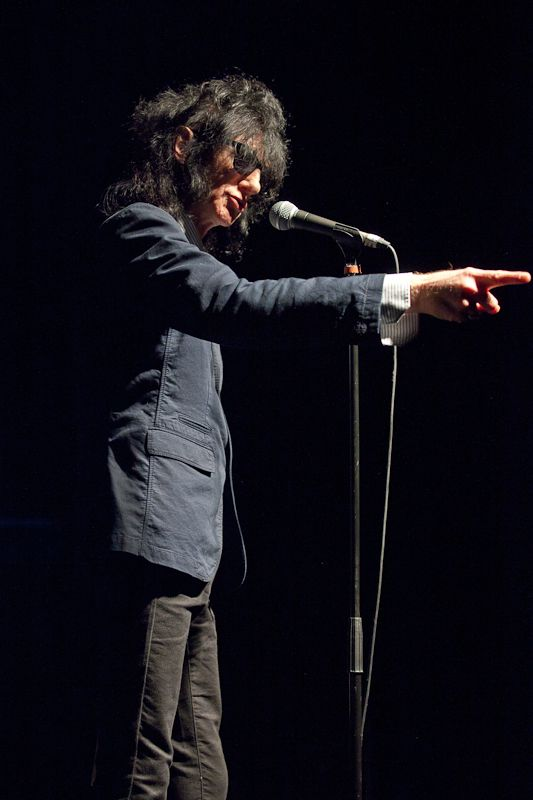 JohnCooper Clarke at The Button Factory on 14 June 2013 (24)
