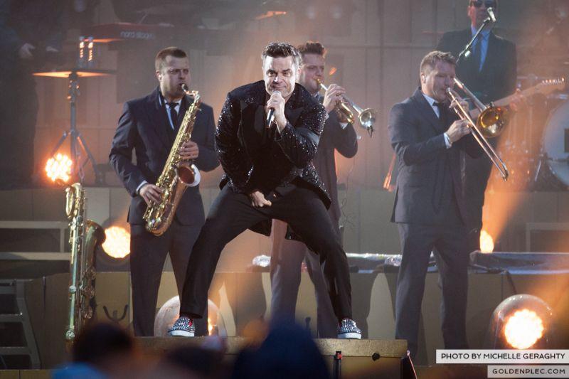 Robbie Williams at the Aviva_June 2013_9930