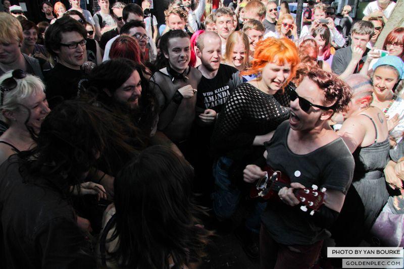 Amanda Palmer ninja gig18072013 by Yan Bourke 17
