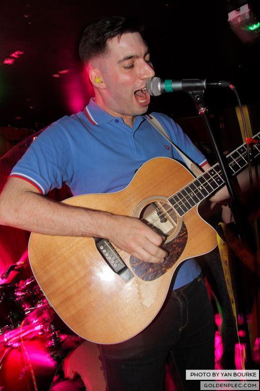 Stu Daly in Fibbers06072013 by Yan Bourke 03