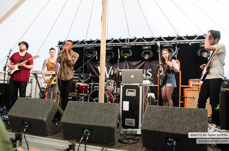 The Notas @ Groove Festival by Sean Smyth (7-7-13)