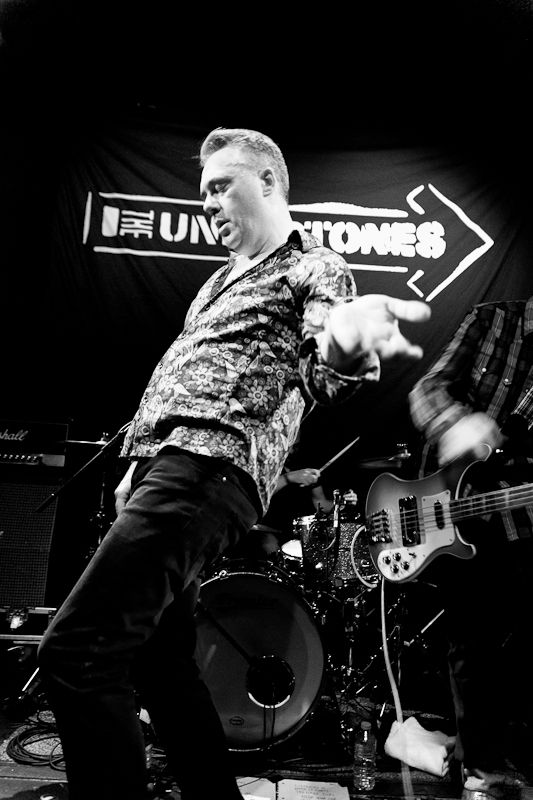 The Undertones at The Village, 14 July 2013.