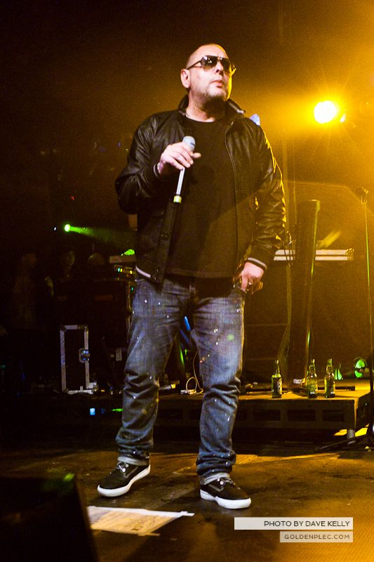 Happy Mondays at Leopardstown Racecourse on 15 August 2013 (19)