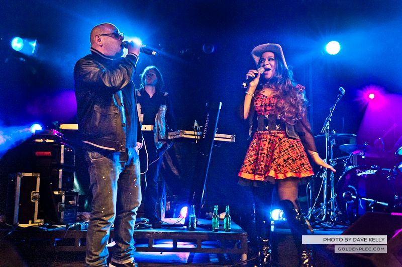 Happy Mondays at Leopardstown Racecourse on 15 August 2013 (29)
