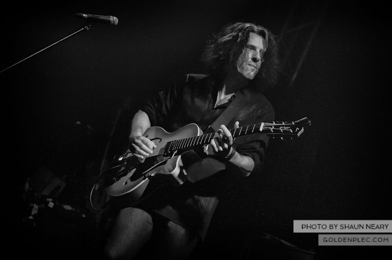 Alex Skolnick Trio at The Button Factory on September 24th 2013-04