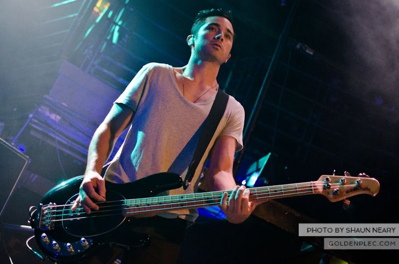 Boyce Avenue at The Academy on September 15th 2013-15
