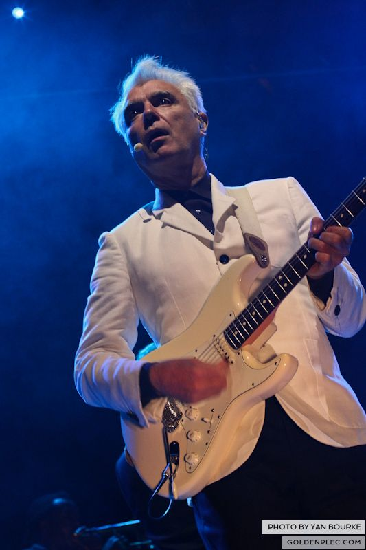 David Byrne and St Vincent at Electric Picnic by Yan Bourke on 010913_18