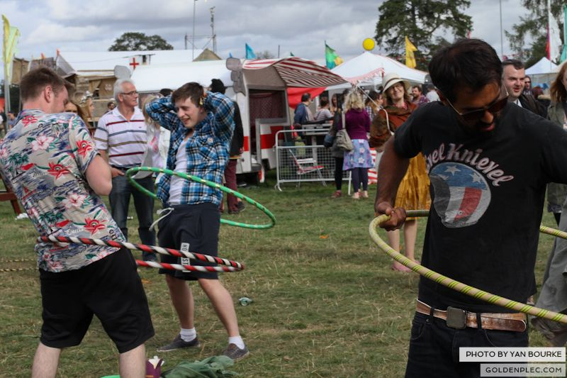 Electric Picnic by Yan Bourke on 31081313
