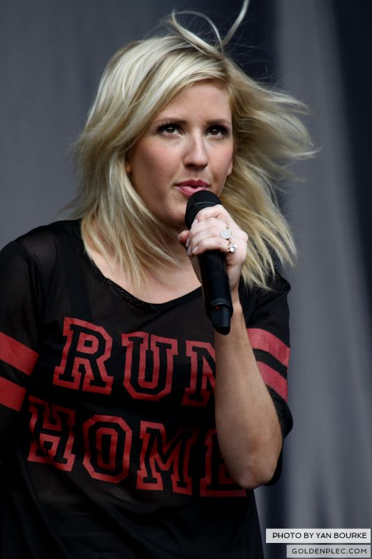 Ellie Goulding at Electric Picnic by Yan Bourke on 31081302