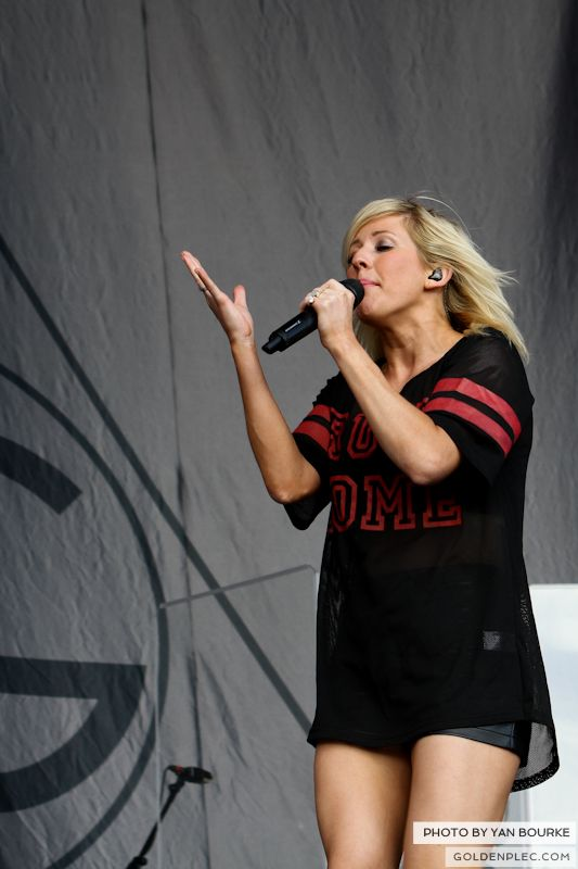 Ellie Goulding at Electric Picnic by Yan Bourke on 31081304