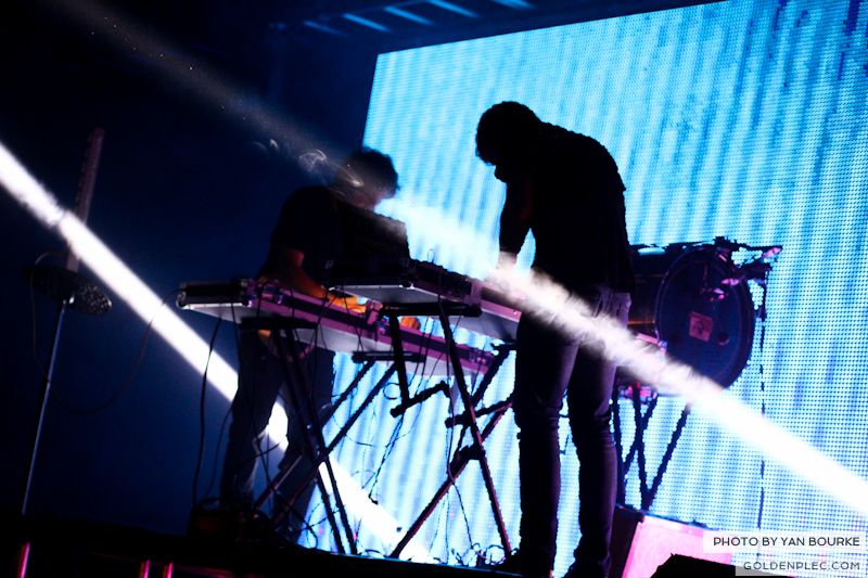 Forrests at Electric Picnic by Yan Bourke on 01091301