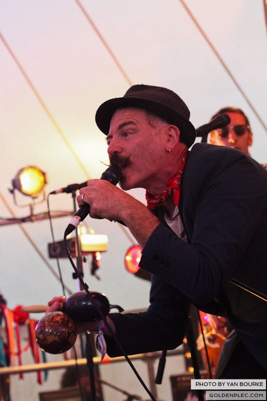 Jerry Fish at Electric Picnic by Yan Bourke on 31081301