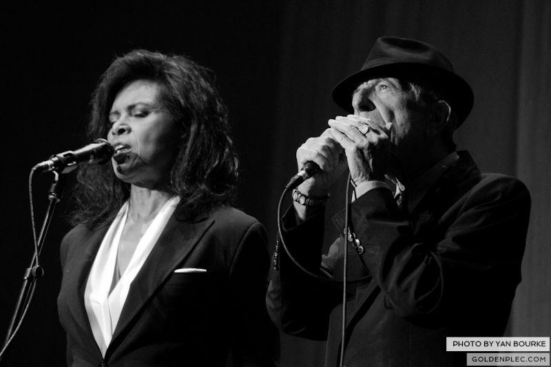 Leonard Cohen In The O2 by Yan Bourke on 110913_21
