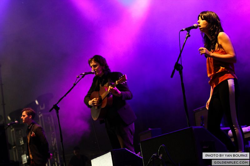 Little Green Cars at Electric Picnic by Yan Bourke on 31081301