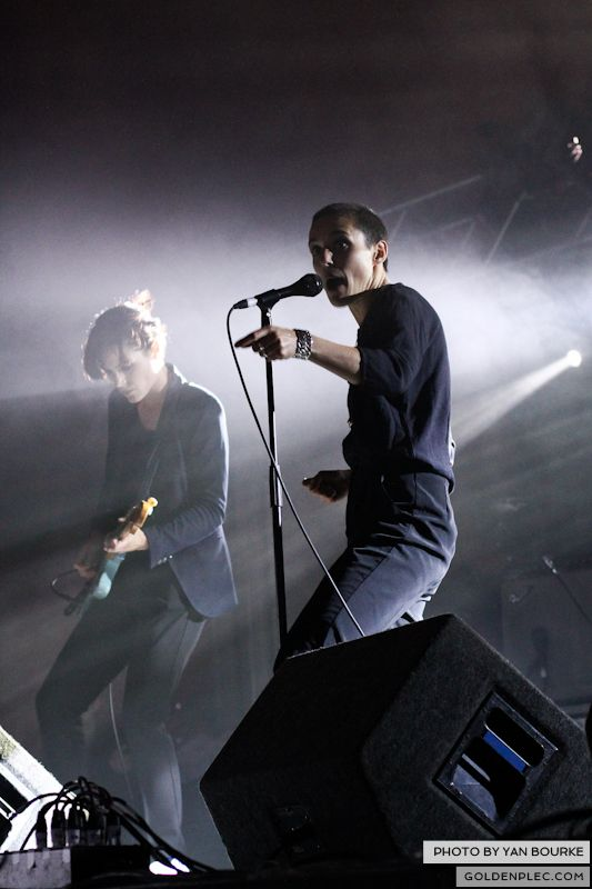 Savages at Electric Picnic by Yan Bourke on 31081303
