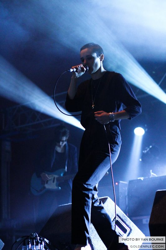 Savages at Electric Picnic by Yan Bourke on 31081310