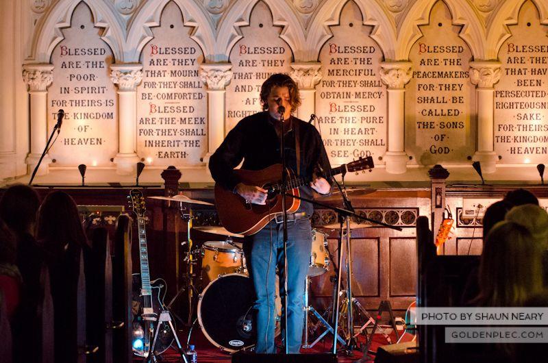 Stevie Appleby at Unitarian Church on September 10th 2013-4