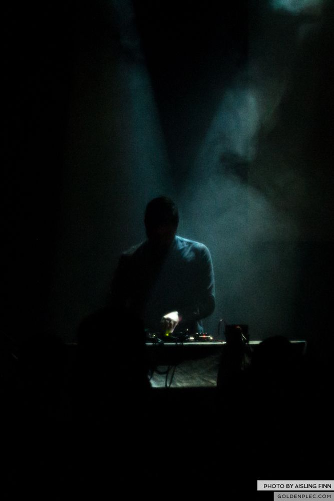 The Haxan Cloak at The Button Factory on 14-09-13 3