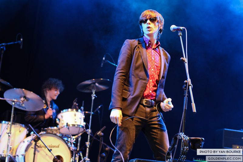 The Strypes at Electric Picnic by Yan Bourke on 010913_11