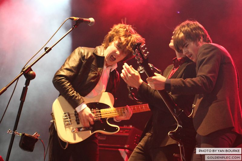 The Strypes at Electric Picnic by Yan Bourke on 010913_18