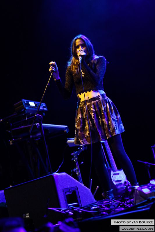 Warpaint at Electric Picnic by Yan Bourke on 010913_03