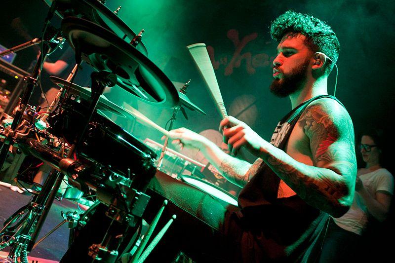 Wheatus @ The Button Factory – Abe Tarrush (17)