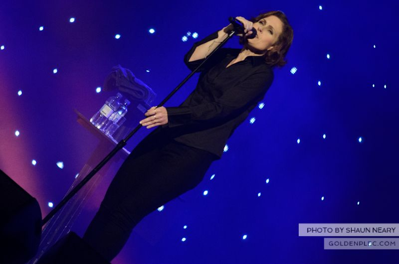 Alison Moyet at The Olympia Theatre on October 2nd 2013-02