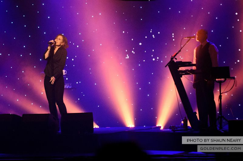 Alison Moyet at The Olympia Theatre on October 2nd 2013-04