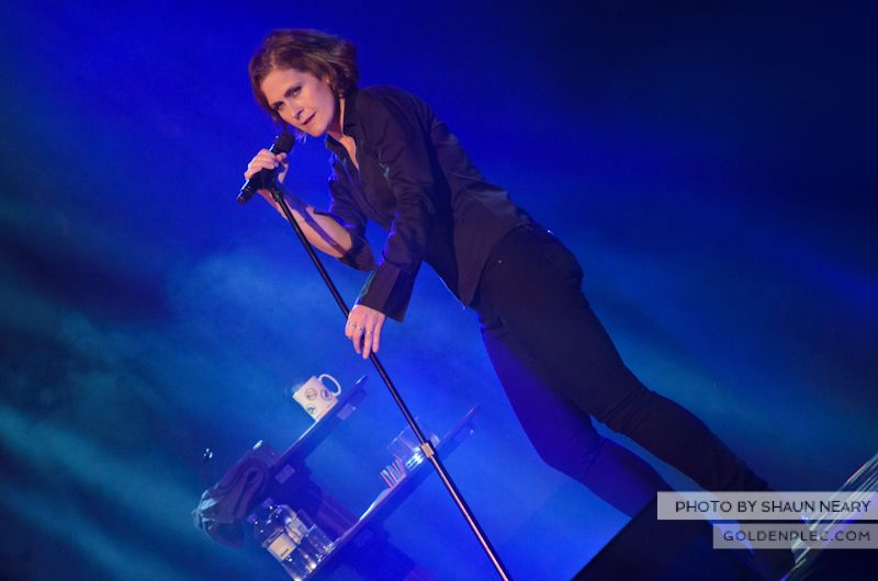 Alison Moyet at The Olympia Theatre on October 2nd 2013-23