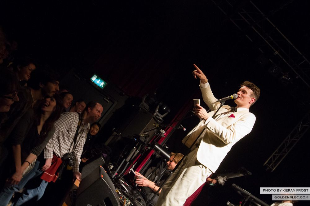 Efterklang at The Button Factory by Kieran Frost