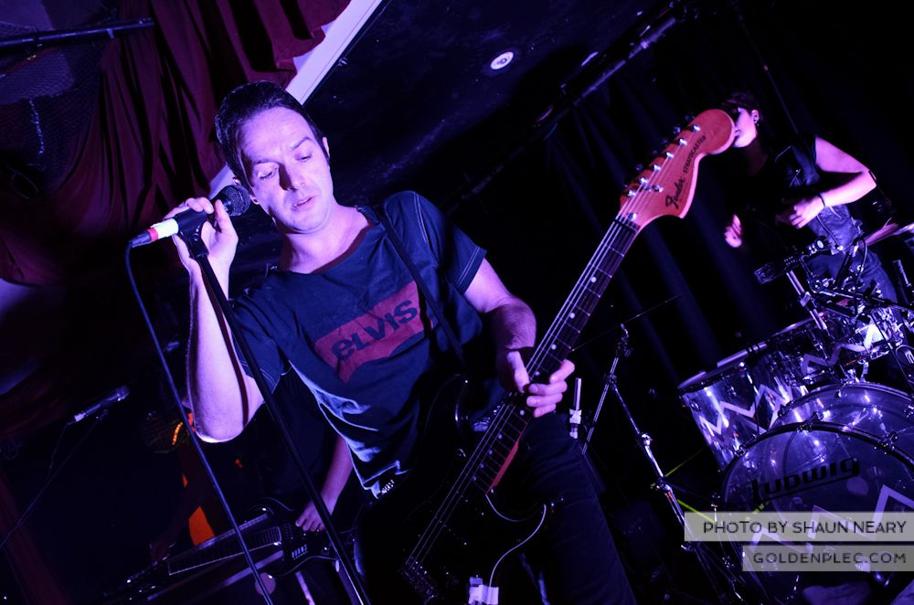 Glasvegas at Whelans on October 9th 2013-13