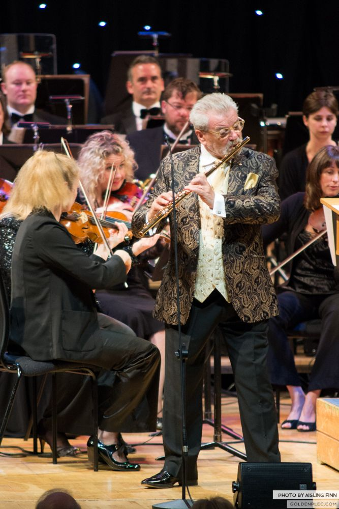 JAMES GALWAY AT THE NCH 05.10.2013-1-18
