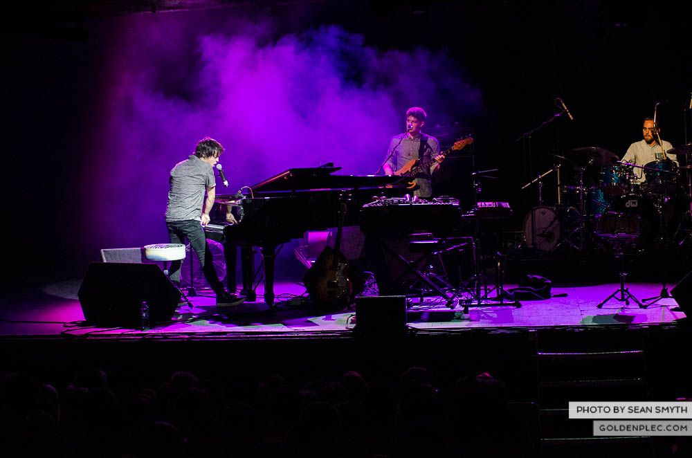 Jamie Cullum @ The Olympia Theatre by Sean Smyth (14-10-13)-17