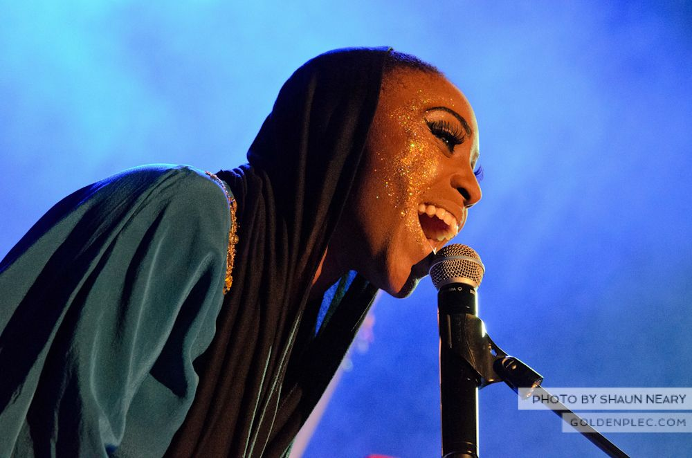 Laura Mvula at The Olympia Theatre on October 12th 2013-19