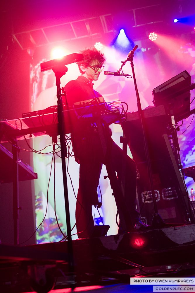 MGMT at The Olympia on 19-10-13 (13 of 17)