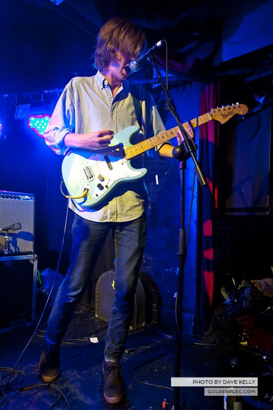 Parquet Courts at Whelan's on 14 October 2013