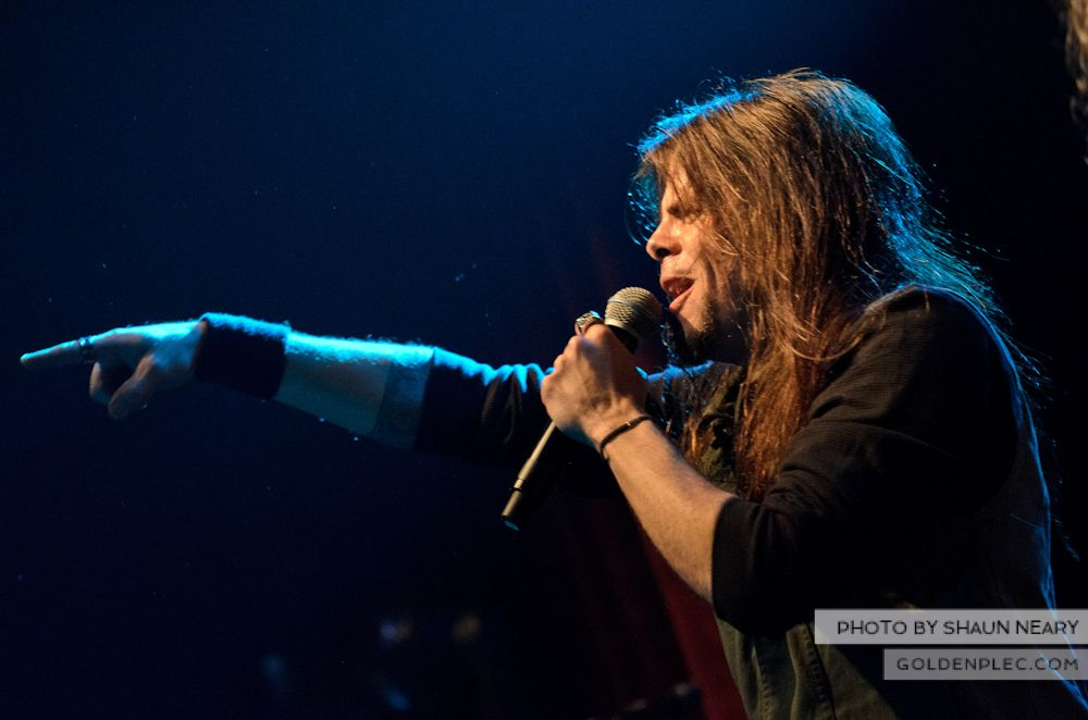 Queensryche at The Button Factory on October 18th 2013-17
