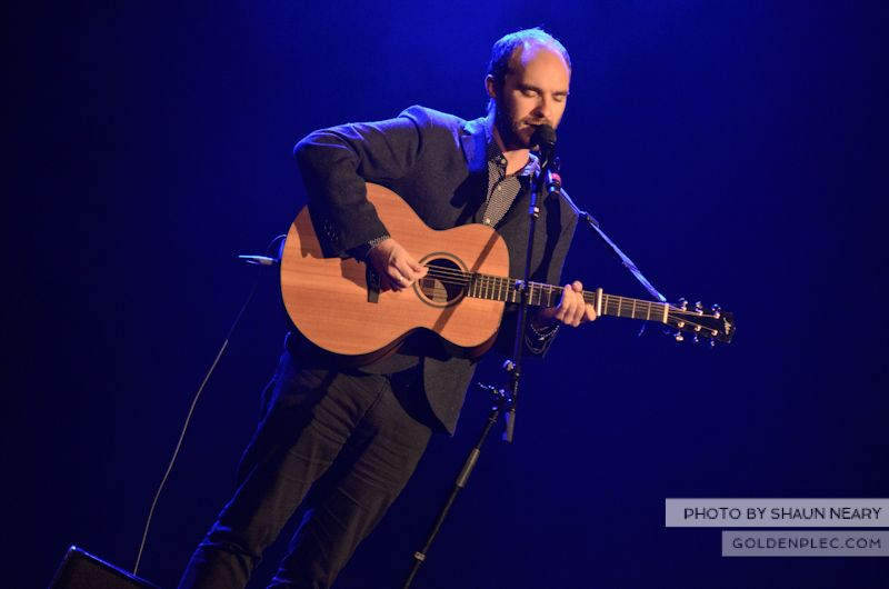 Richard Walters at The Olympia Theatre on October 2nd 2013-4