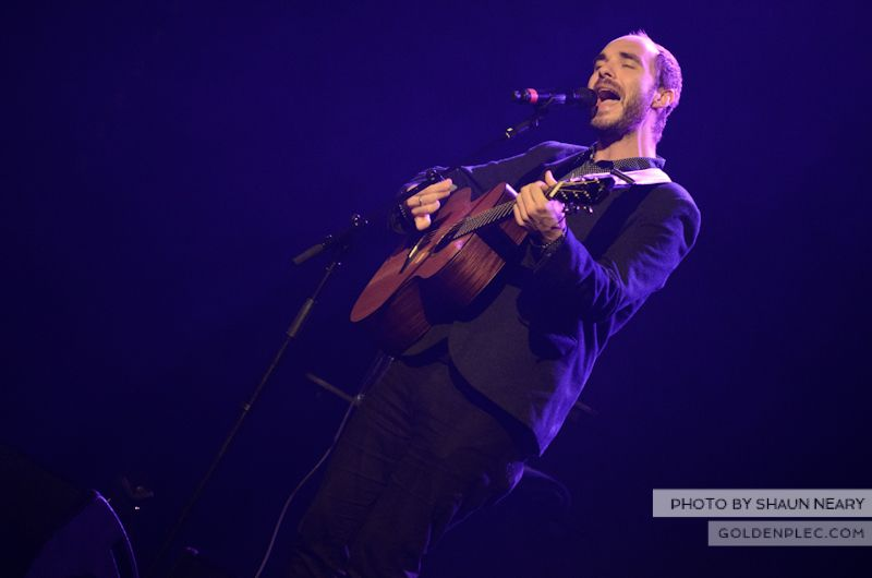 Richard Walters at The Olympia Theatre on October 2nd 2013-7