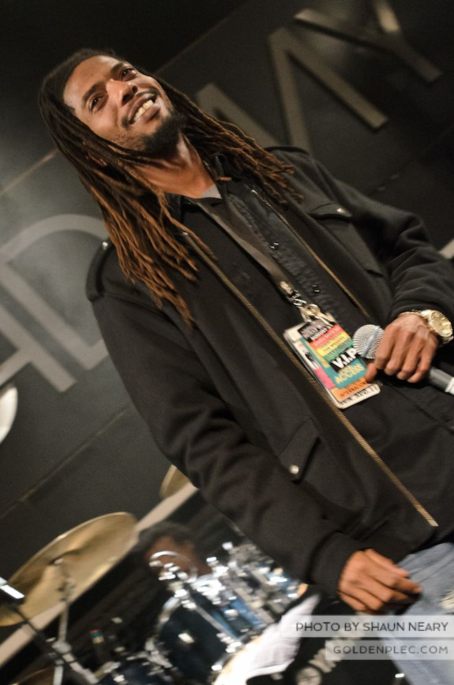 The Wailers at The Academy on October 3rd 2013-01