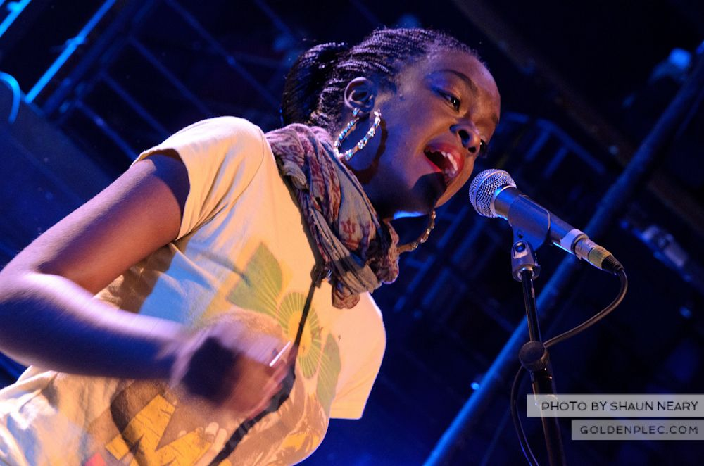 The Wailers at The Academy on October 3rd 2013-11