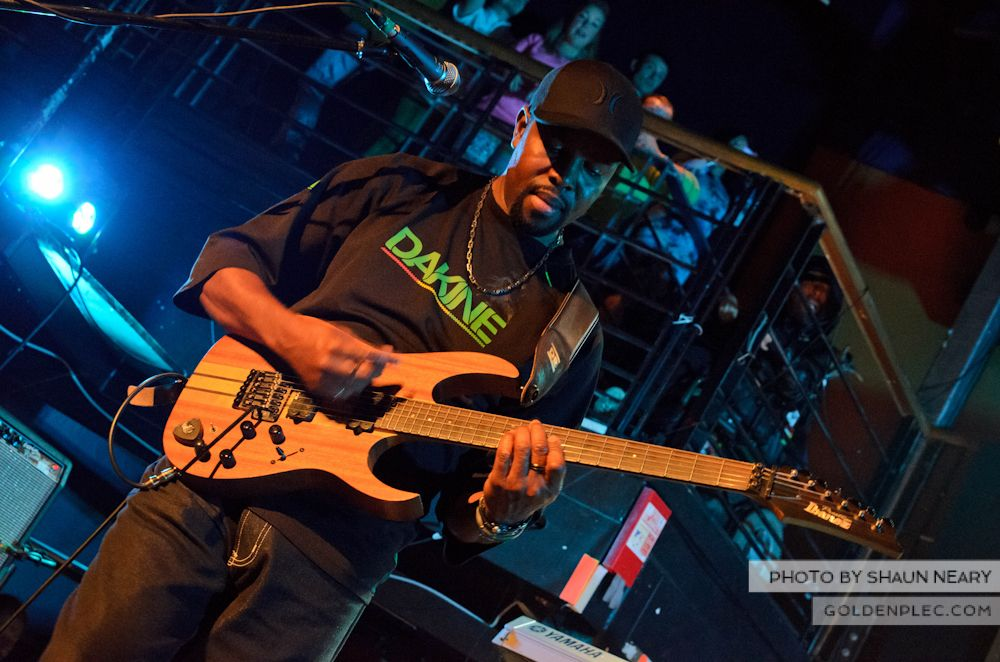 The Wailers at The Academy on October 3rd 2013-14