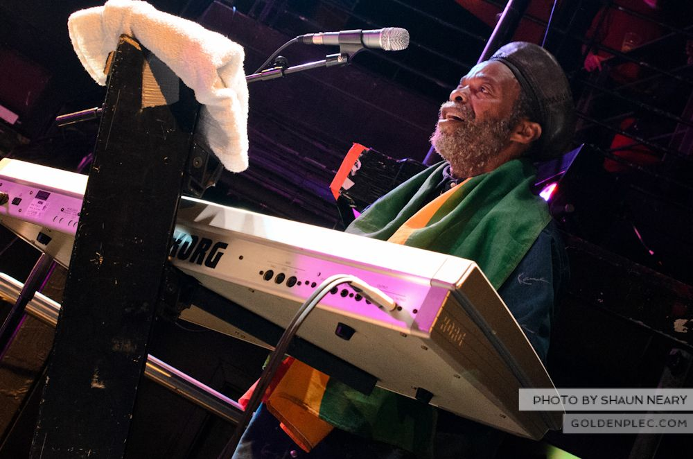 The Wailers at The Academy on October 3rd 2013-22