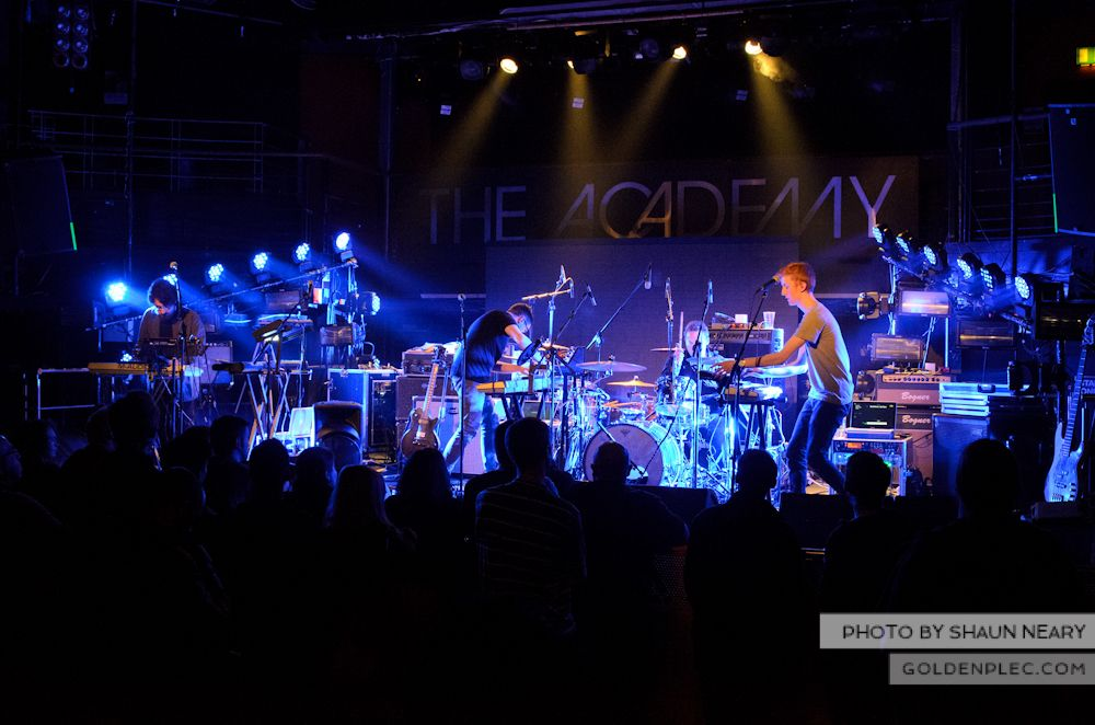 Xenon Field at The Academy on October 26th 2013-10