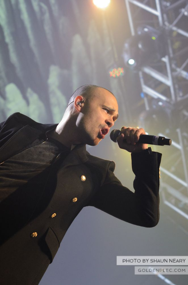 5ive at The Olympia Theatre on November 13th 2013-20