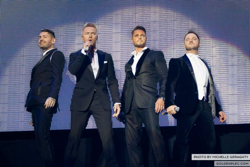 Boyzone at the O2-BZ20-7871