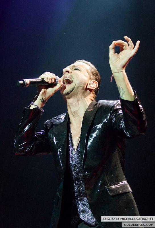 Depeche Mode at the O2_Nov 2013_7037