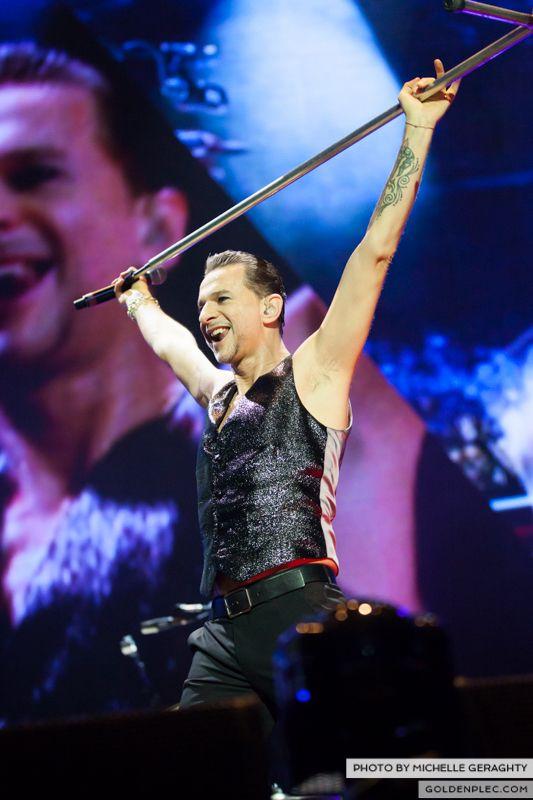 Depeche Mode at the O2_Nov 2013_7282