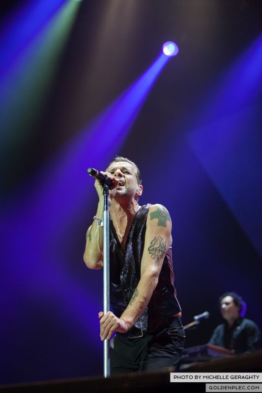 Depeche Mode at the O2_Nov 2013_7339