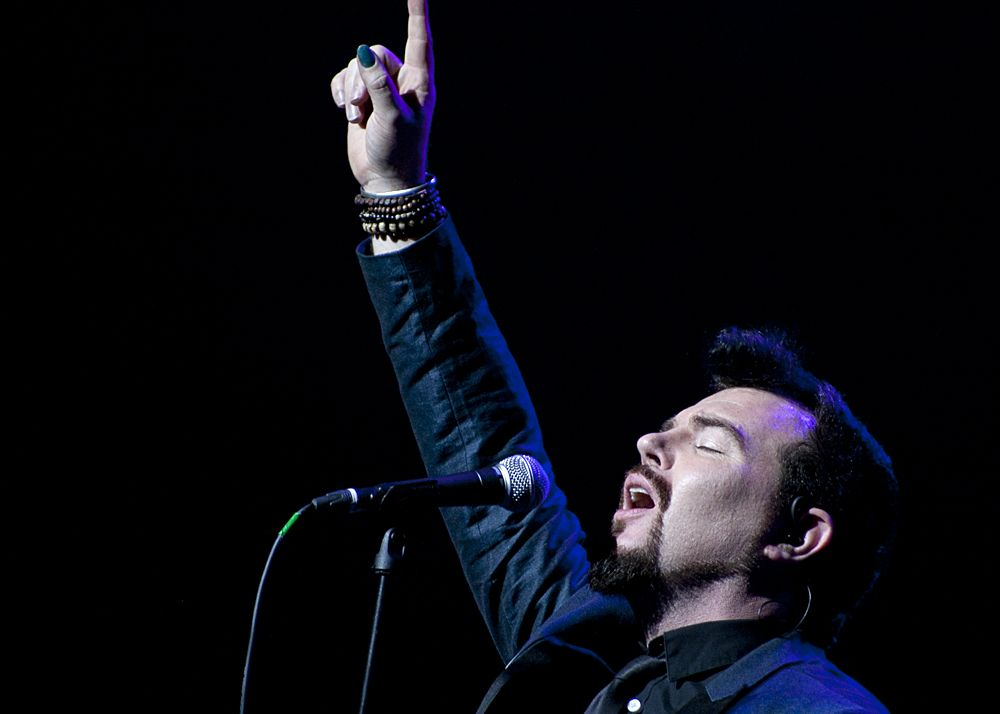 Jack Lukeman at The Convention Centre by Abe Tarrush